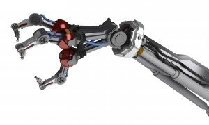 3 Finger Robotic Arm