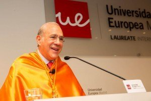 Ángel Gurría - Doctor Honoris Causa