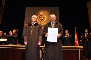 Doctor honoris causa Alejandro Llano